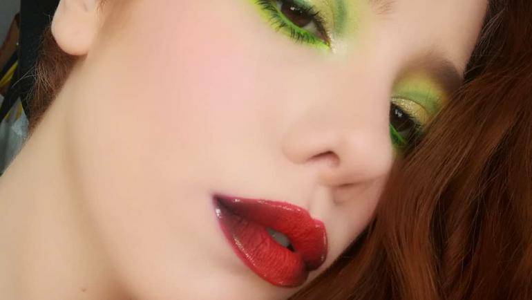 Makeup look – San Patricio 2020